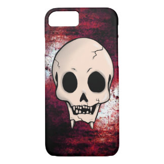 Memento Mori Demon Skull iPhone 7 Case