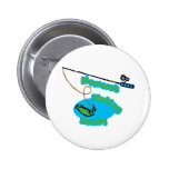 Memere's Fishing Buddy Buttons