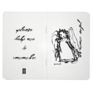 """Memo Angel"" Pocket Journal"