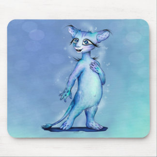 MEMO PET ALIEN MONSTER CARTOON MOUSE PAD