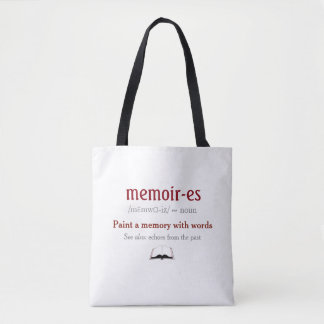 Memoirs, Memories - echoes from the past Tote Bag