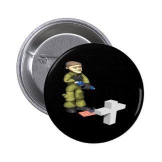 Memorial Button
