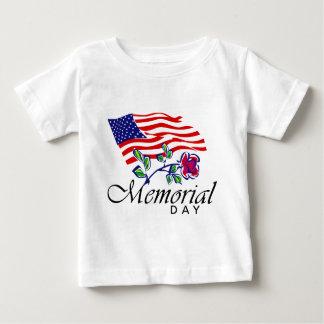 Memorial Day Baby T-Shirt