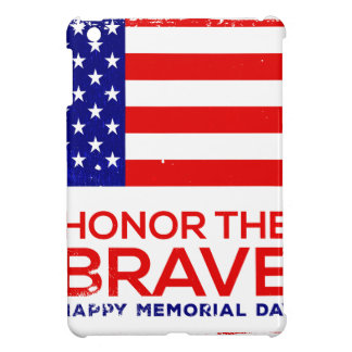 Memorial Day grunge Case For The iPad Mini