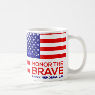 Memorial Day grunge Coffee Mug