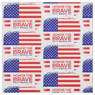 memorial day grunge fabric