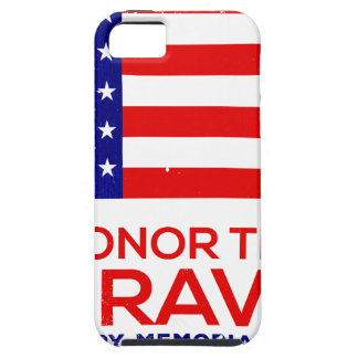 Memorial Day grunge iPhone 5 Covers