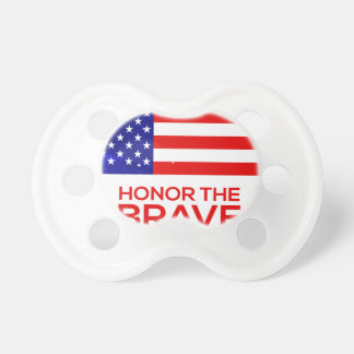 Memorial Day grunge Pacifier