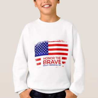 Memorial Day grunge Sweatshirt