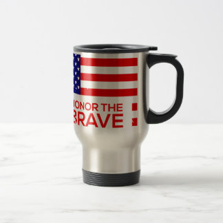 Memorial Day grunge Travel Mug