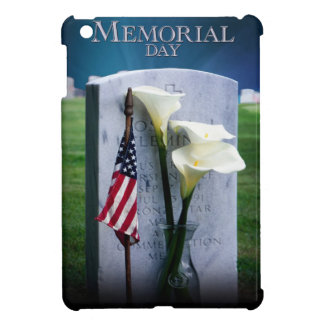 Memorial Day iPad Mini Cover