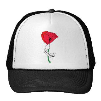 Memorial Day Poppy - Hat