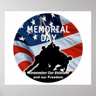 Memorial Day POSTER Print