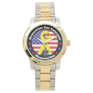 Memorial Day Wrist Watches