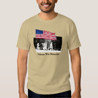 Mémorial de guerre de Vietnam Tee-shirts