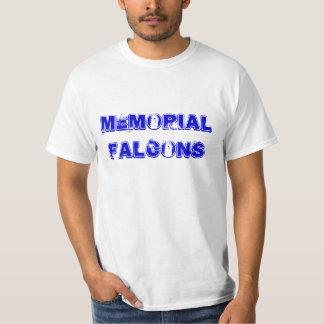 Memorial Falcons basic T-shirt