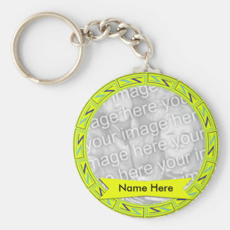 Memorial Photo Custom Key Chain 009