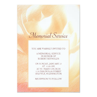 Memorial Service Invitations & Announcements | Zazzle Canada