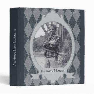 memorial service guest book binders