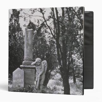Memorial to Wolfgang Amadeus Mozart Vinyl Binder