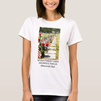 Memorial / Veterans Day Tribute T-Shirt