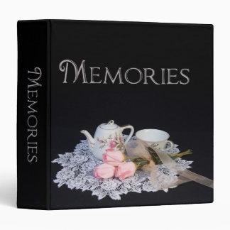 Memories Binders (Tea Set)