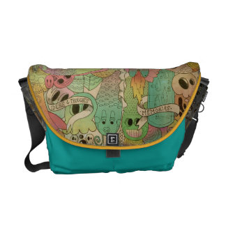 Memories Courier Bag