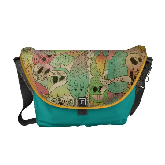 Memories Courier Bags
