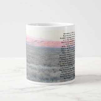 Memories of a Wild Land Large Coffee Mug