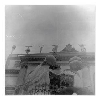 Memories of Barcelona Photo Print