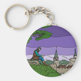 Memories of Camelot Keychain