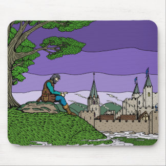 Memories of Camelot Mouse Pad