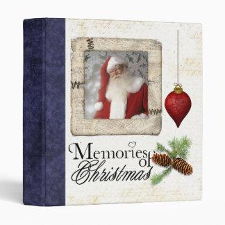 memories of christmas photo album binders
