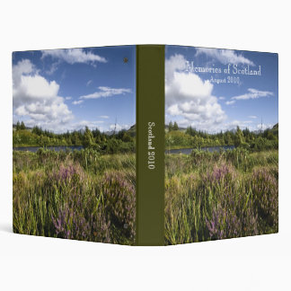 Memories of Scotland · Photo Book Binder