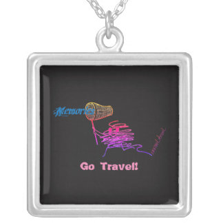 Memories - Unravel Travel Silver Plated Necklace