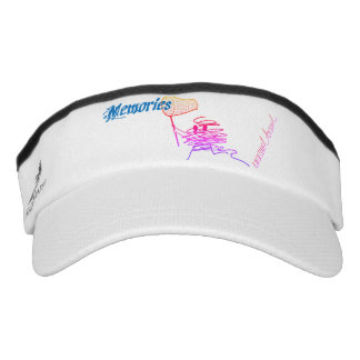 Memories - Unravel Travel Visor