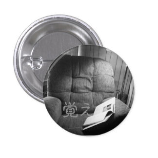Memory 1 Inch Round Button