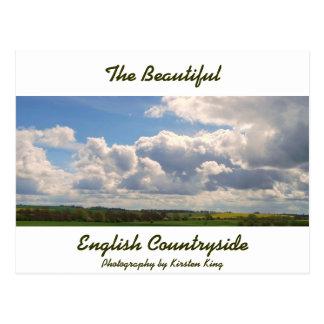 memory 2 231, The Beautiful , English Countrysi... Postcard
