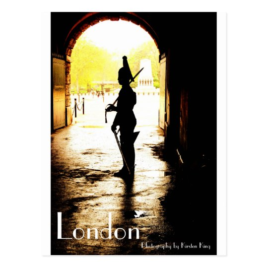 memory 2 270, London, Photography by Kirsten King Postcard