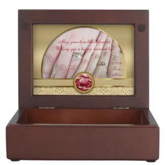 Memory Box for Mimi - English Message