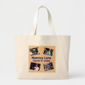 memory cover art canvas bags