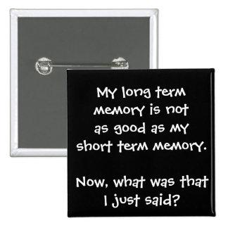 Memory Lapse Button