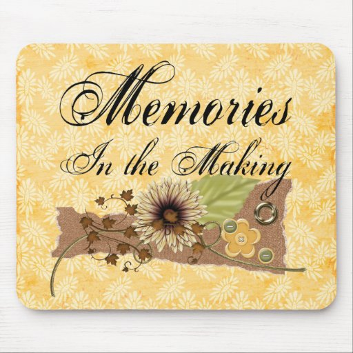 Memory Maker Mouse Pad