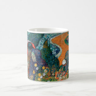 Memory of the Garden at Etten by Vincent van Gogh Coffee Mug