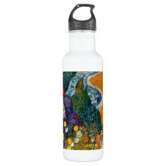 Memory of the Garden at Etten Vincent Van Gogh 710 Ml Water Bottle