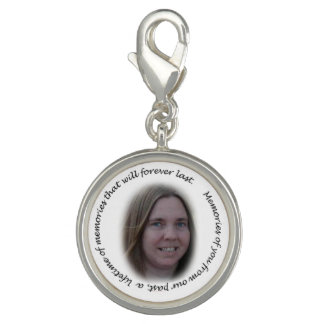 Memory of You Photo Charm