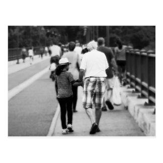 Memory With Grandpa Postcard