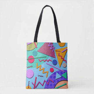 Memphis #10 tote bag