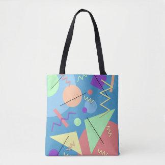 Memphis #4 tote bag