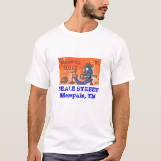 Memphis Blues T-Shirt